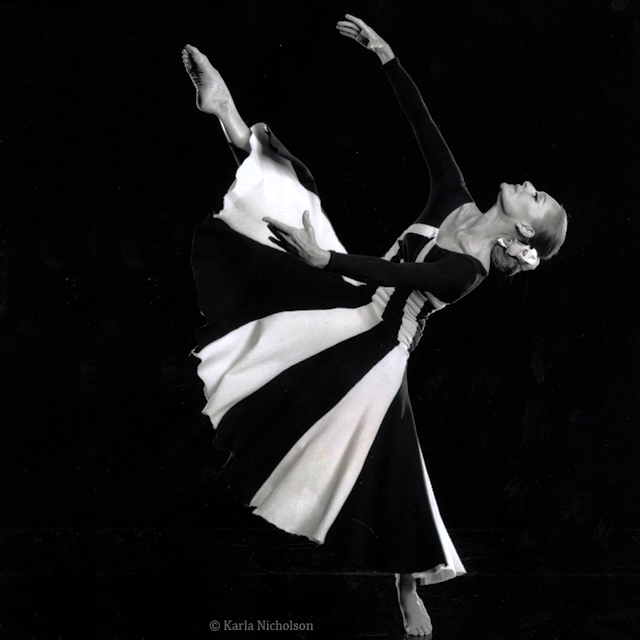 Deep Song, by Martha Graham
